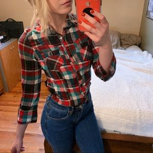Fitted Woman's Flannel